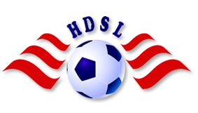 Huronia District Soccer League logo